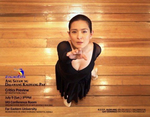 Jean Garcia as Karen, the teacher who knew solitude and freedom.