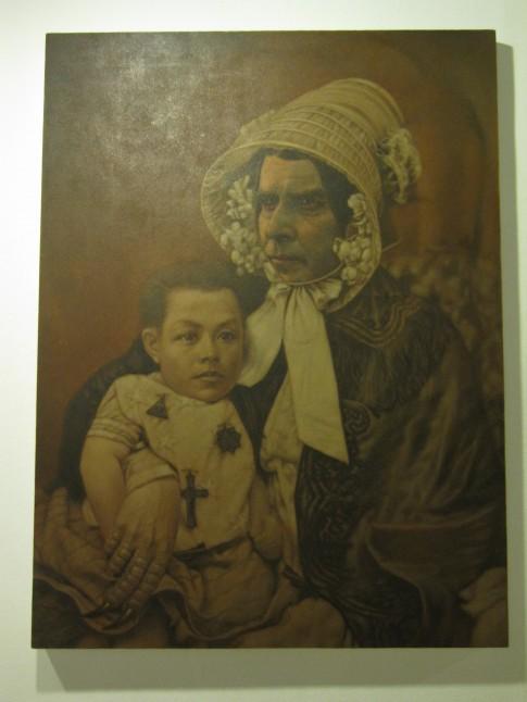 Alfredo Esquillo Jr.'s Mama Kinley II
